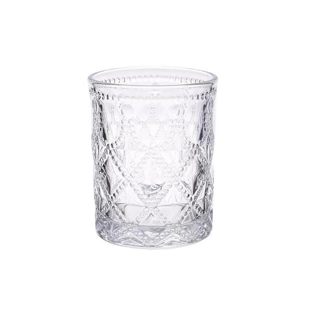 Servizio bicchieri vetro 6 pz 3-60-095-0022 diam8x10h €29