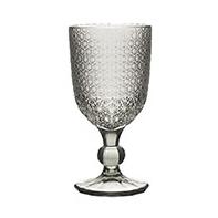 Servizio bicchieri vetro fumé 6pz art 3-60-621-0005 diam8x17h €49