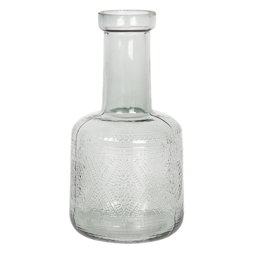 Vaso vetro art 6GL2520 diam10x19h €12