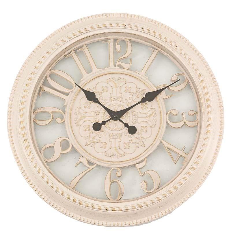 Orologio acrilico art 3-20-284-0034 diam40cm €20