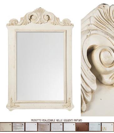 Specchio l'Arte di Nacchi art SP-181 75x8x113h €295